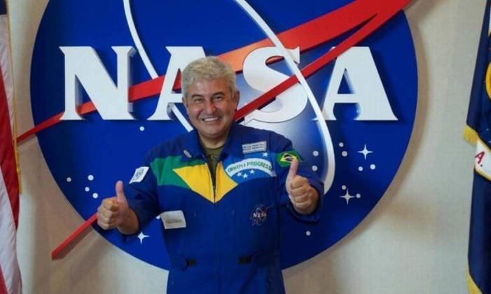 Astronauta Marcos Pontes será Ministro da Ciência e Tecnologia Foto: Reprodução