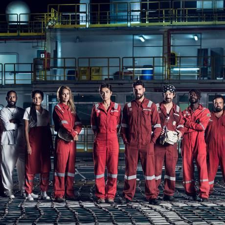 Ilha de Ferro Foto: Divulgação / TV GLOBO