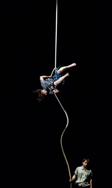 Festival Internacional de Circo: 'Finding No Man's Land', da Compagnie Two Milan Szypura / Divulgação/Milan Szypura