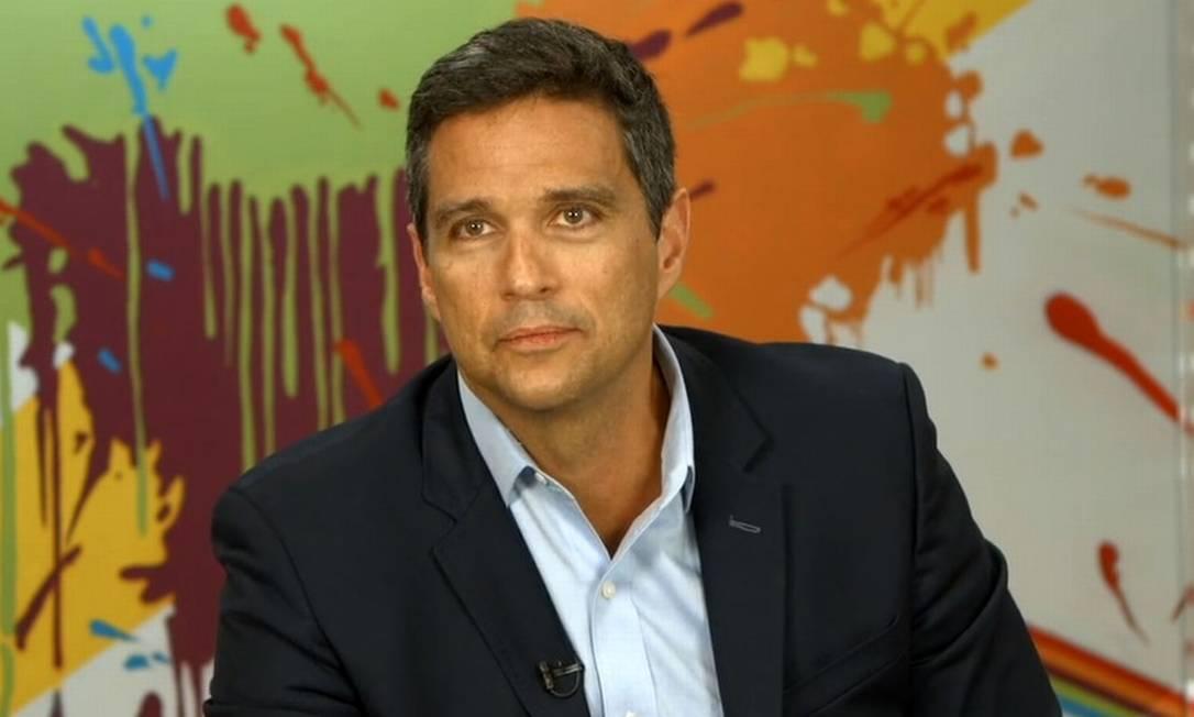 Roberto Campos Neto será o novo presidente do Banco Central Foto: Reprodução / Agência O Globo
