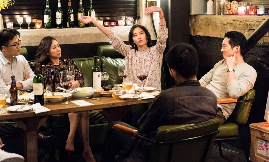 """Cena de """"Em chamas"""", filme de Lee Chang-dong Foto: Divulgação / Divulgação"""