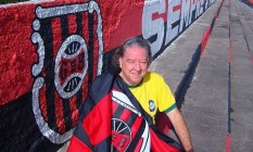 Aldyr Schlee era torcedor do Brasil de Pelotas Foto: Brasil de Pelotas/Divulgação