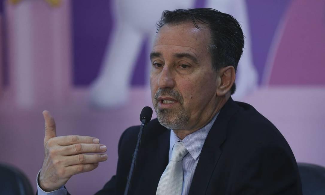 O ministro da Saúde, Gilberto Occhi, Foto: José Cruz/Agência Brasil/31-07-2018