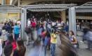 Provas do Enem 2018 na Universidade Uninove, em São Paulo Foto: Edilson Dantas/Agência O Globo/11-11-2018