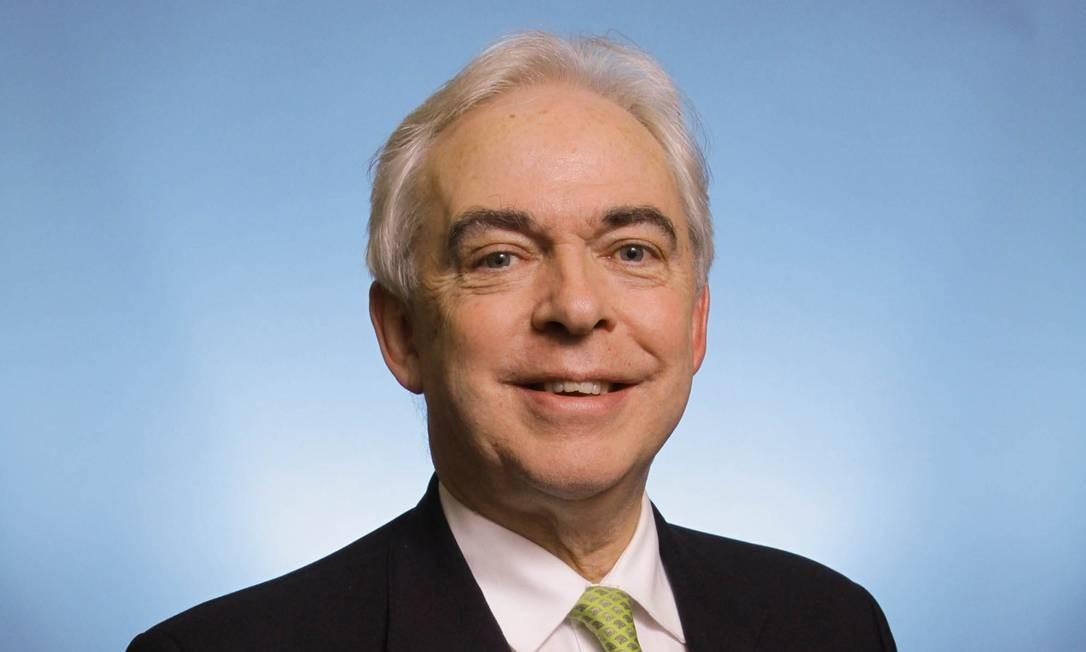 Andrew Boulton, presidente eleito da Federação Internacional do Diabetes: éntre possíveis políticas de saúde pública, estavelecer um 'imposto do açúcar' Foto: Divulgação