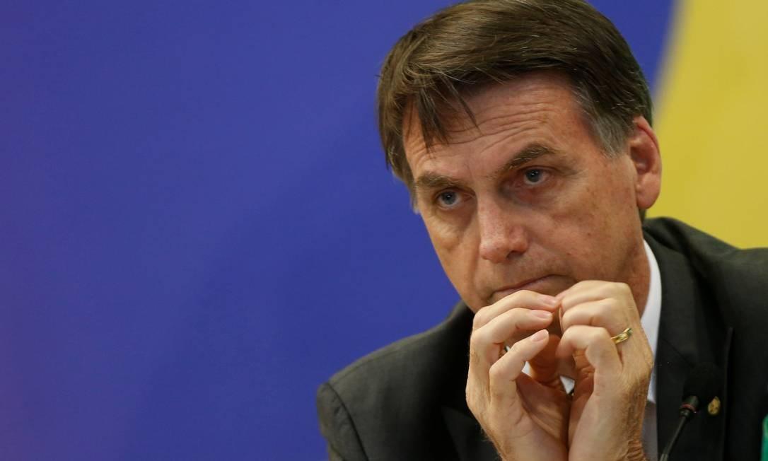 Bolsonaro dará atenção especial ao Nordeste Foto: ADRIANO MACHADO / REUTERS