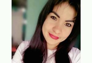 Lidia Meza Burgos foi assassinada neste sábado Foto: Arquivo Pessoal