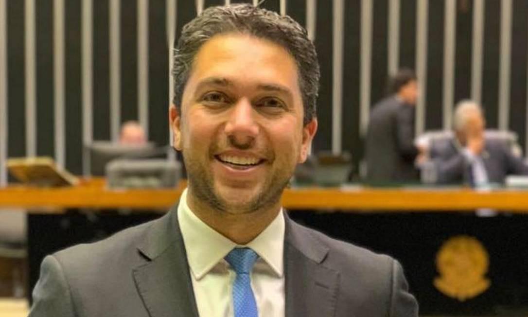 O deputado federal eleito Daniel Trzeciak (RS) é um dos 13 novatos da bancada do PSDB na Câmara Foto: Reprodução