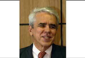 Roberto Castello Branco foi indicado ao presidente eleito Jair Bolsonaro pelo futuro ministro da Economia, Paulo Guedes Foto: Arquivo - Agência O Globo