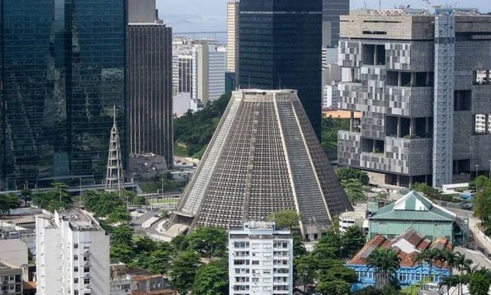 Centro do Rio de Janeiro Foto: nice de fab / Flickr/Wikipedia