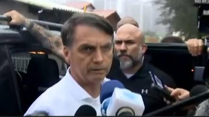 O presidente eleito, Jair Bolsonaro 19/11/2018 Foto: Reprodução