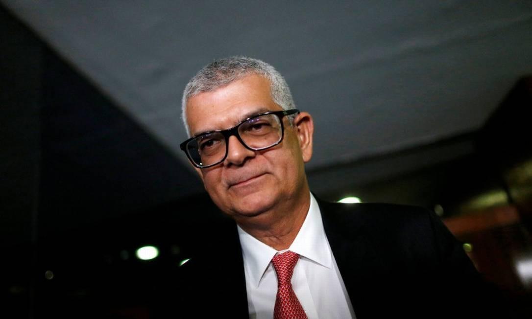 Bolsonaro não descarta a possibilidade de indicar Ivan Monteiro, atual presidente da Petrobras, para o Banco do Brasil Foto: Adriano Machado / Reuters