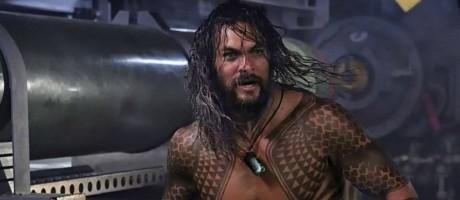 Jason Momoa em Aquaman Foto: Divulgação