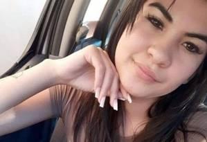 Lidia Meza, jovem de 18 anos assassinada por Marcelo Piloto Foto: Reprodução internet