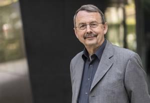 O sociólogo alemão Wolfgang Streeck Foto: Matthias Jung / MPIFG