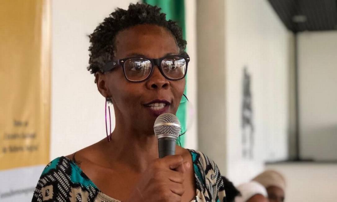 Iêda Leal, coordenadora nacional do Movimento Negro Unificado Foto: Arquivo pessoal