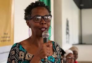 Iêda Leal acredita que é preciso discutir mais o racismo institucional e as formas de combatê-lo. Ela também avalia que este 20 de novembro é um dia de defesa de conquistas Foto: Arquivo pessoal
