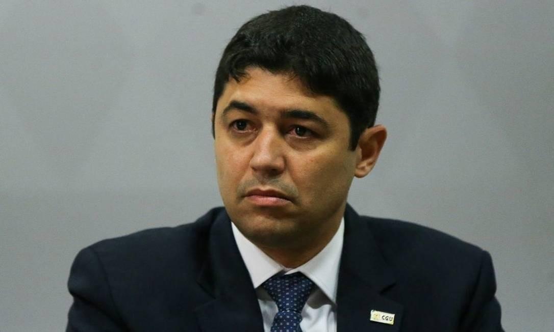 O ministro da Transparência, Wagner Rosário Foto: Marcelo Camargo / Agência Brasil