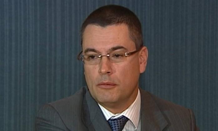 O futuro diretor-geral da Polícia Federal, Maurício Valeixo Foto: Reprodução/TV Globo
