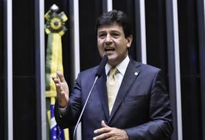 Deputado federal Luiz Henrique Mandetta Foto: Agência O Globo