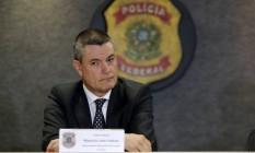 Superintendente da Policia Federal no Paraná, Mauricio Valeixo, será o diretor-geral da PF na gestão de Moro no Ministério da Justiça Foto: Paulo Lisboa/Brazil Photo Press/Folhapress