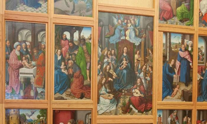 Museu de Évora Foto: Divulgação