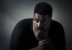 O rapper Baco Exu do Blues Foto: Leo Martins / Agência O Globo