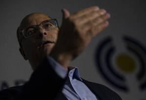 O governador eleito do Rio, Wilson Witzel Foto: Alexandre Cassiano em 19/11/2018 / Agência O Globo