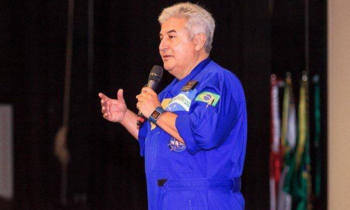 Marcos Pontes, astronauta e futuro ministro da Ciência e Tecnologia Foto: Aeronáutica