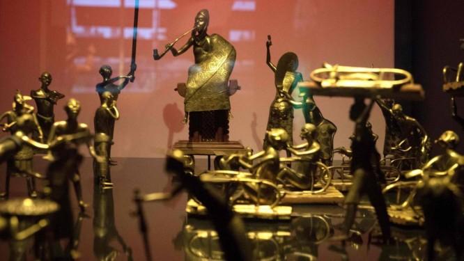 Resultado de imagem para França irá devolver à África obras de arte saqueadas durante período colonial