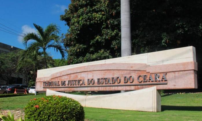 Sede do Tribunal de Justiça do Estado do Ceará Foto: Divulgação/TJ-CE