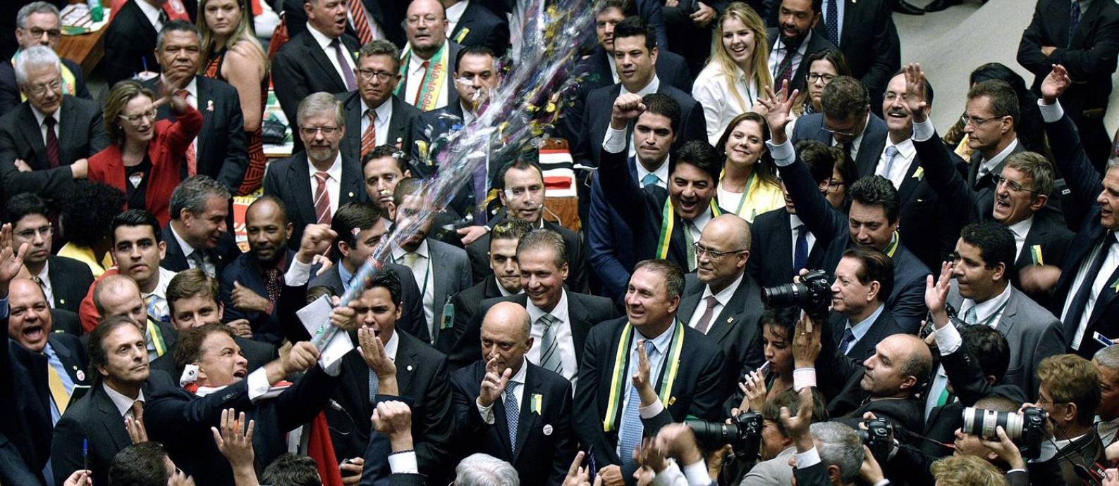 'Excelentíssimos': documentário de Douglas Duarte sobre o impeachment de Dilma Rousseff entra em cartaz nesta quinta-feira Foto: Divulgação