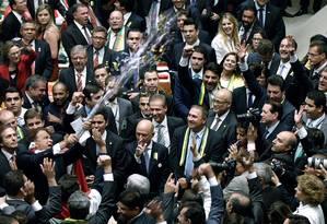 """""""Excelentíssimos"""": documentário de Douglas Duarte sobre o impeachment de Dilma Rousseff entra em cartaz nesta quinta-feira Foto: Divulgação"""