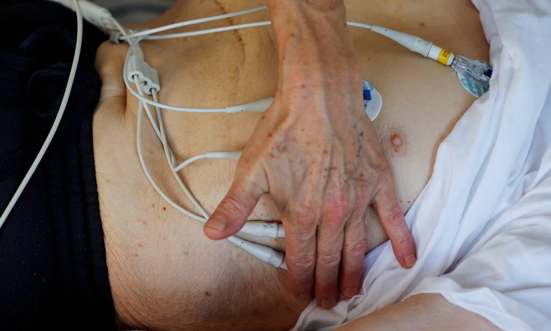 Grande parte das inovações na área da saúde parte de soluções simples para aumentar o conforto de quem precisa se internar Foto: REGIS DUVIGNAU / REUTERS