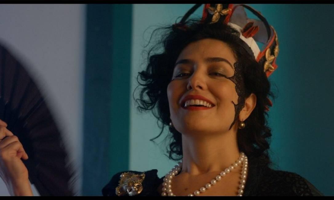 Letícia Sabatella: destaque no filme Foto: Divulgação