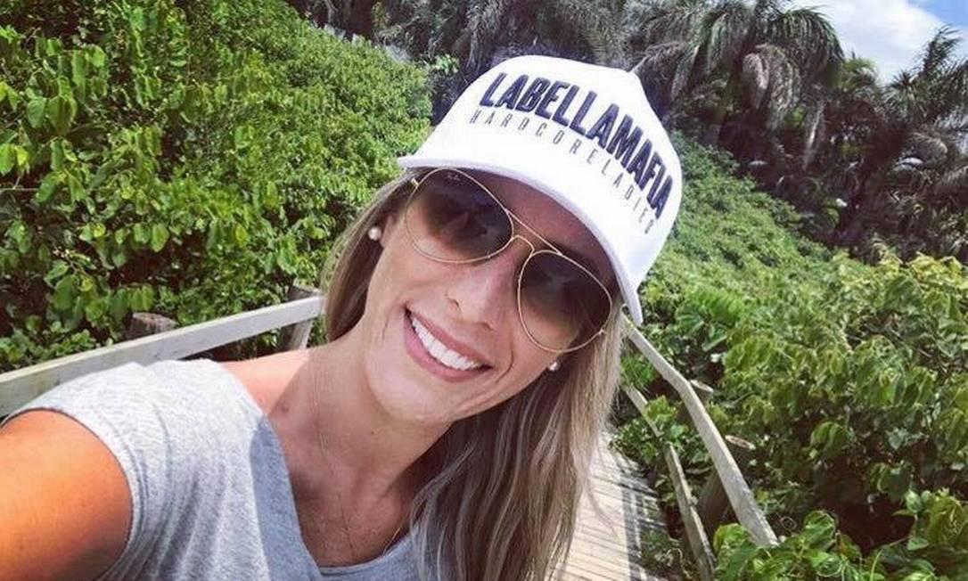 Desaparecida desde domingo, Fabiane foi encontrada em Arraial do Cabo Foto: Reprodução/Facebook