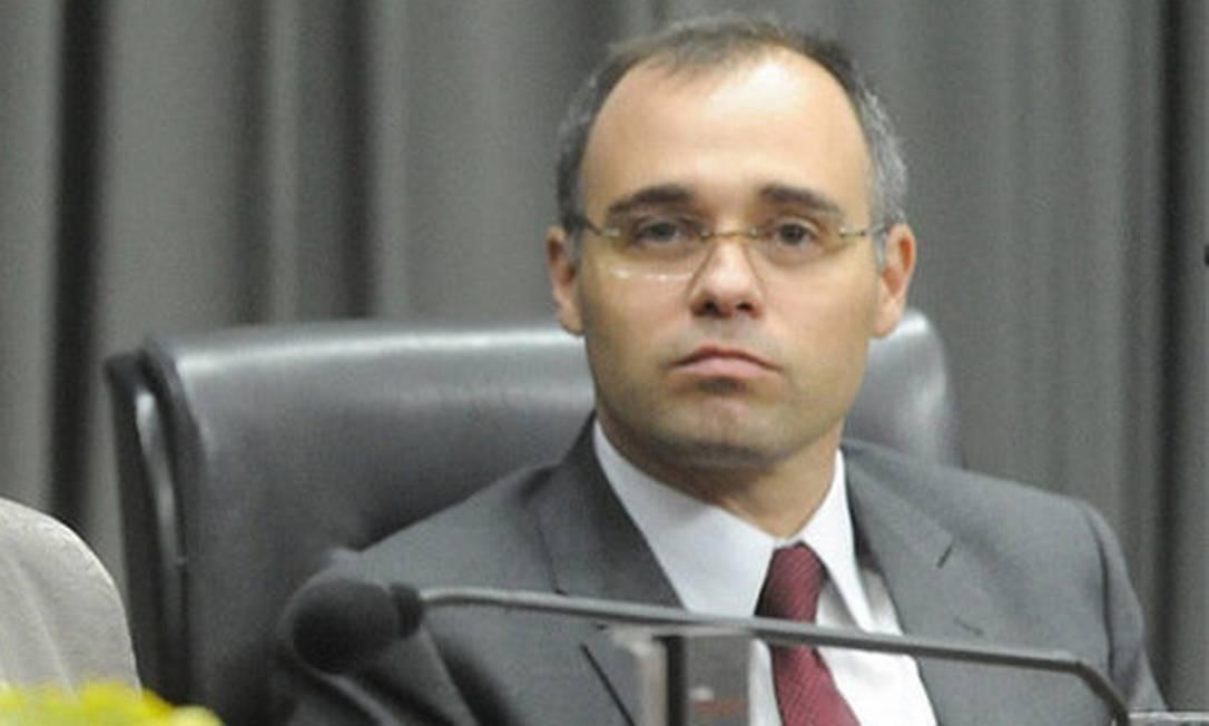 André Luiz de Almeida Mendonça vai comandar a AGU no governo Bolsonaro Foto: Divulgação