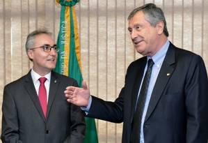 Cerimônia de Posse do Secretário Nacional de Justiça, Luiz Pontel de Souza Foto: IsaacAmorim / Ministério da Justiça