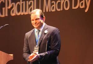 O presidente do BTG, Roberto Sallouti, acredita em retomada de IPOs em 2019 Foto: Raul Junior / Divulgação