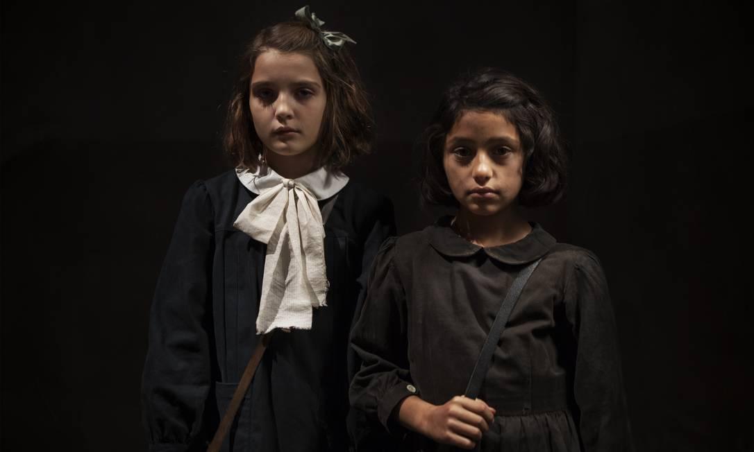 Atrizes escolhidas para viverem Lila e Lenù em 'A amiga genial' Foto: Divulgação