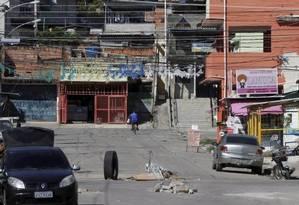 A comunidade Vila Kennedy Foto: Pablo Jacob / Agência O Globo