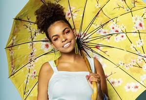Jeniffer Nascimento: a nova pop star do Brasil Foto: Luiz Brown