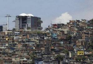 O Complexo do Alemão Foto: Agência O Globo / Arquivo