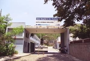 Hospital Maternidade Carmela Dutra Foto: Fábio Rossi / O Globo