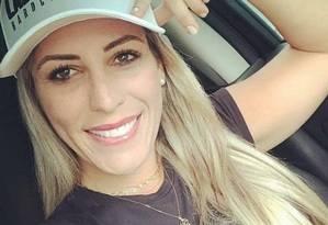 Turista foi morta com golpes na cabeça e no rosto Foto: Reprodução redes sociais / Agência O Globo