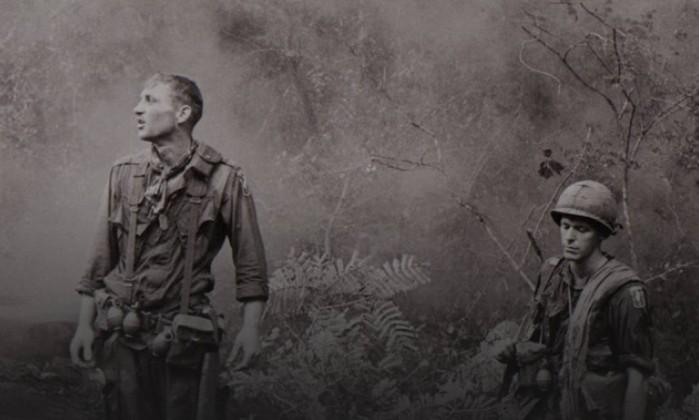 A Guerra do Vietnã, documentário em 10 capítulos está disponível no Netflix Foto: Reprodução