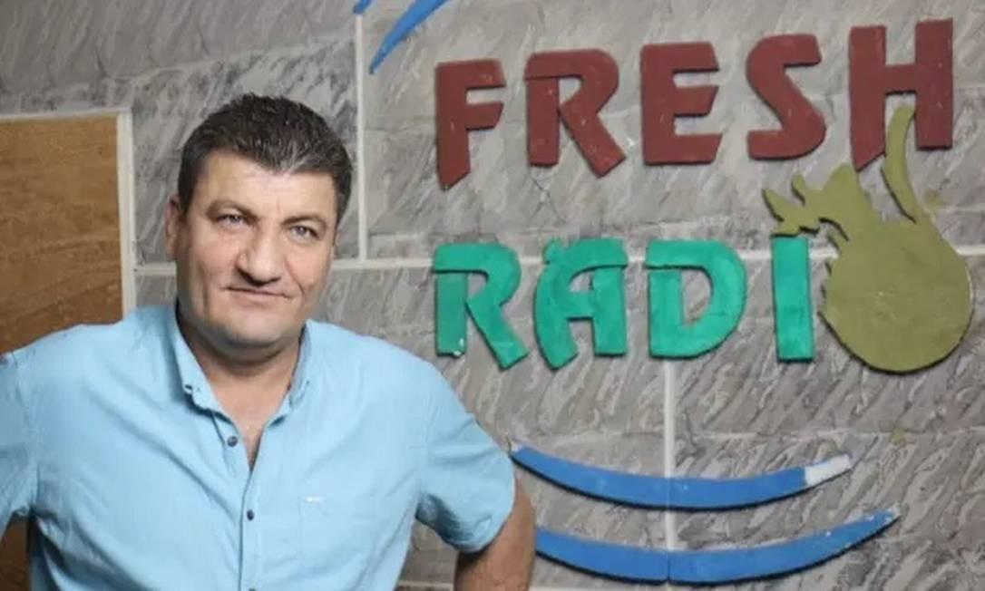 Fares: uma voz independente na Síria, ativista foi assassinado a tiros Foto: Divulgação