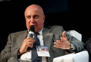 Salim Mattar, secretário de Privatizações e Desinvestimento Foto: Agência O Globo