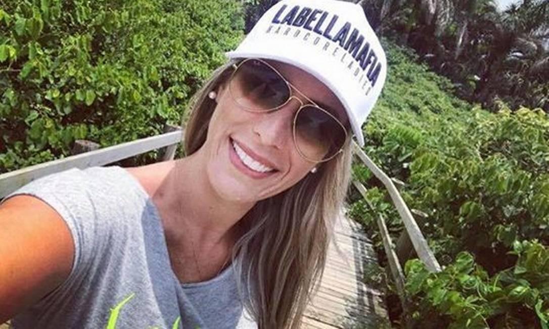 A turista catarinense Fabiane Fernandes, foi encontrada morta em Arraial do Cabo Foto: Reprodução