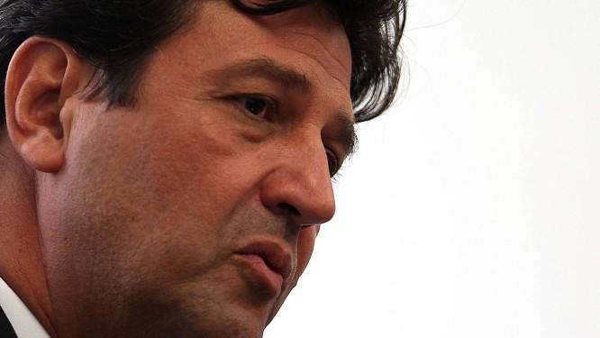 Deputado federal e futuro ministro da Saúde, Luiz Henrique Mandetta (DEM-MS) Foto: Jorge William / Agência O Globo